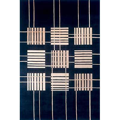 Momeni, Inc. New Wave 10 x 14 New Wave Black Area Rugs