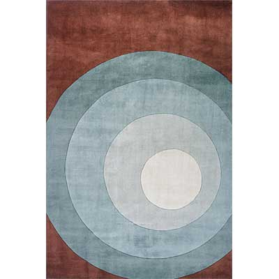 Momeni, Inc. New Wave 10 x 14 New Wave Teal Area Rugs