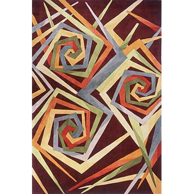 Momeni, Inc. New Wave 5 x 8 New Wave Multi Area Rugs