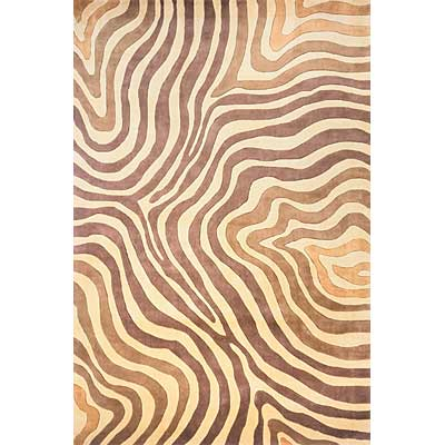 Momeni, Inc. New Wave 10 x 14 New Wave Light Brown Area Rugs
