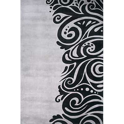 Momeni, Inc. New Wave 10 x 14 New Wave Grey Area Rugs
