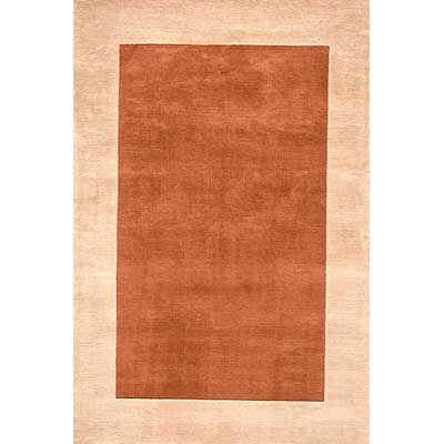 Momeni, Inc. New Wave Casual 8 Round Copper Area Rugs
