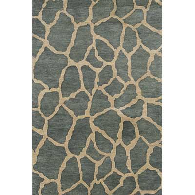 Momeni, Inc. Serengeti 10 x 14 Serengeti Teal Area Rugs