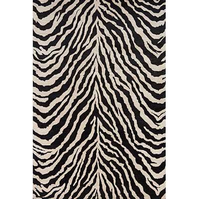 Momeni, Inc. Serengeti 10 x 14 Serengeti Zebra Area Rugs