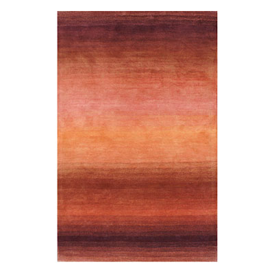 Nejad Rugs Shades of Nature 10 x 14 Rust/Gold Area Rugs