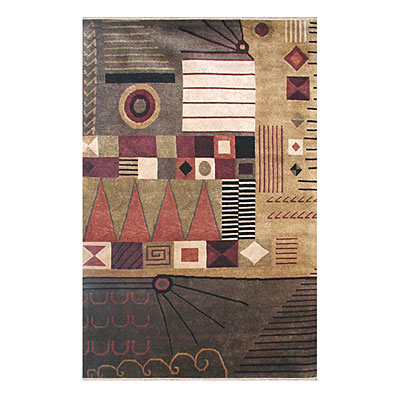Nejad Rugs Metro 8 X 10 GOLD/BROWNS Area Rugs