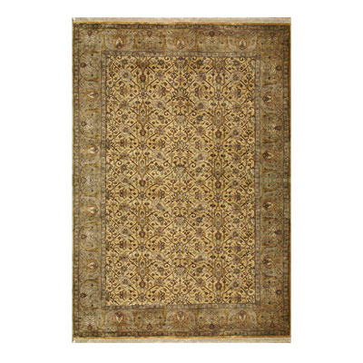 Nejad Rugs Signature Masterpiece 6 X 9 Gold Kerman Lavar Area Rugs