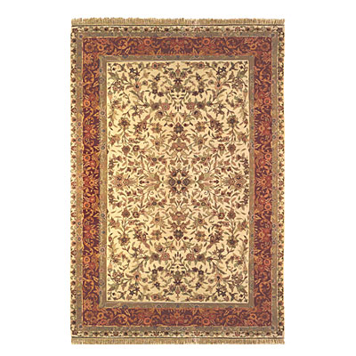 Nejad Rugs Signature Masterpiece 8 X 10 Kashan A/O Gold/Burgundy Area Rugs
