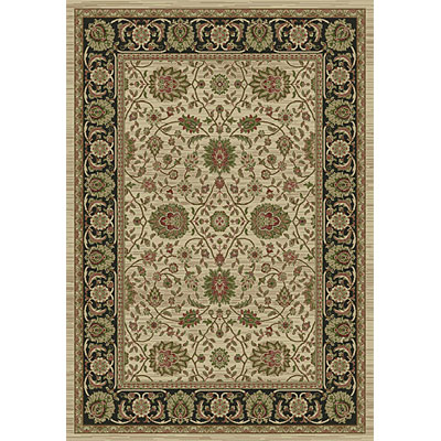 Orian Rugs Interlude 8 x 11 Ottoman Bisque Area Rugs