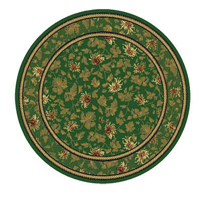 Rug One Imports Royal Elegance 8 Round Khaki Area Rugs
