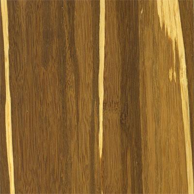 FloorAge Strand Woven Engineered Tigerwood Bamboo Flooring