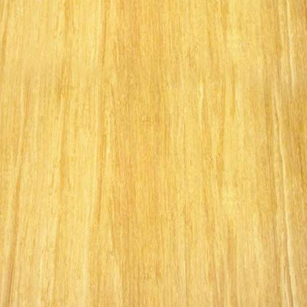 Hawa Strand Woven Clicked Solid Bamboo Natural Horizontal (Sample) Bamboo Flooring