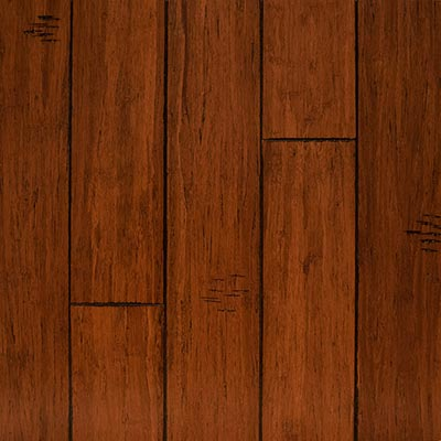 Stepco Tropical Legends Roasted Brushed Distressed Bamboo Flooring