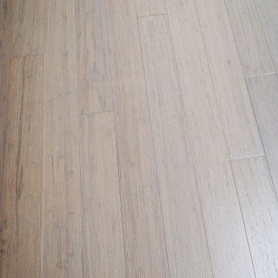 Stepco Supreme - Rustic Strand Ivory Bamboo Flooring