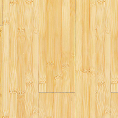 US Floors Manchu 3 Engineered Locking Horizontal Natural (Sample) Bamboo Flooring