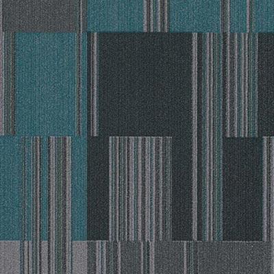 Forbo Flotex Cirrus 20 x 20 Mint Carpet Tiles