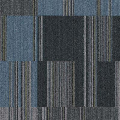 Forbo Flotex Cirrus 20 x 20 Onyx Carpet Tiles