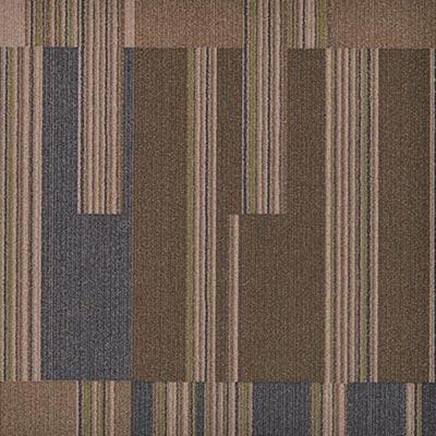 Forbo Flotex Cirrus 20 x 20 Walnut Carpet Tiles