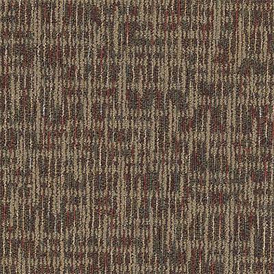 Mannington Benchmark III Merlot Carpet Tiles