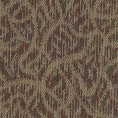 Mannington Freetime III Merlot Carpet Tiles