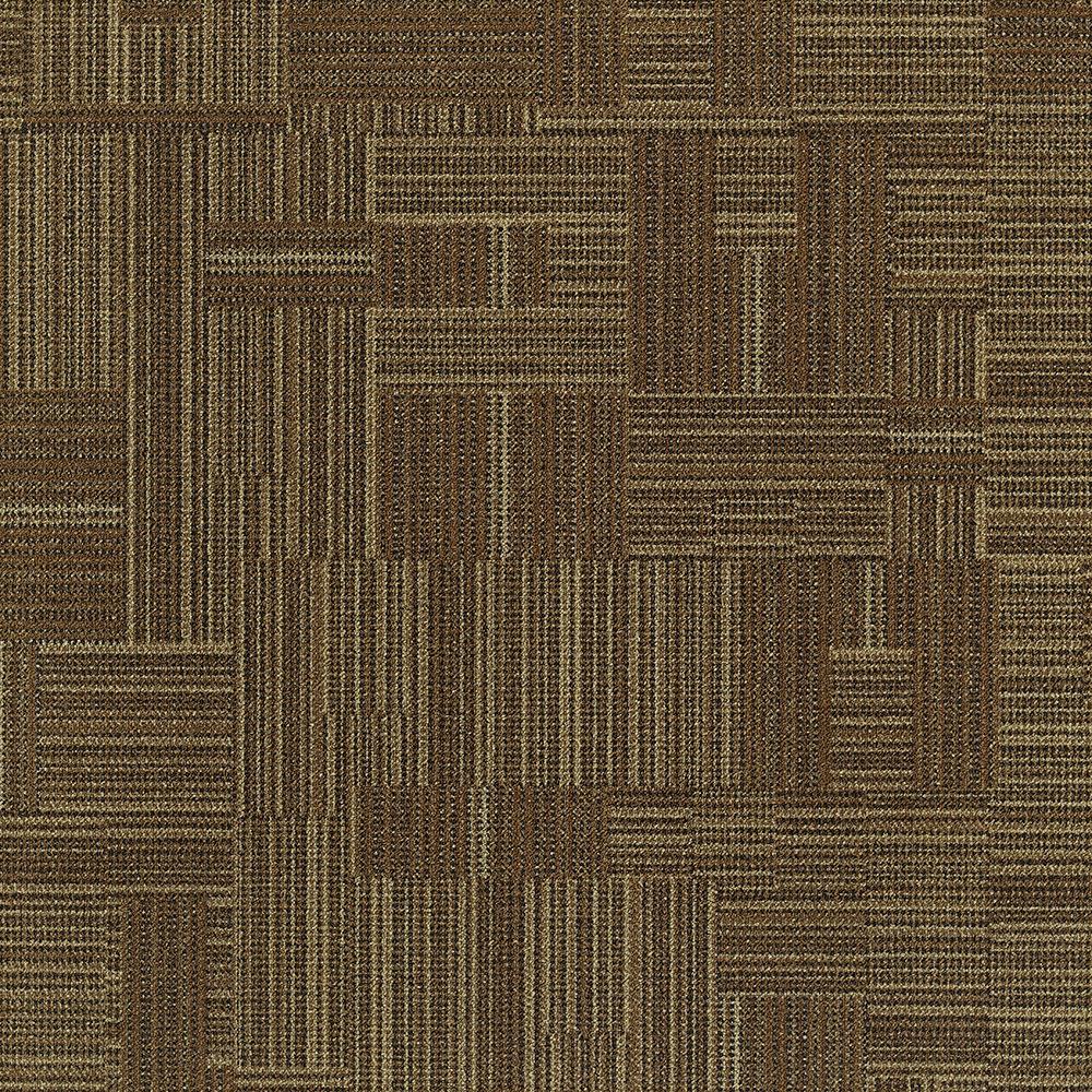 Milliken Remix 2.0 Freestyle Modular 40 x 40 A Side (Sample) Carpet Tiles