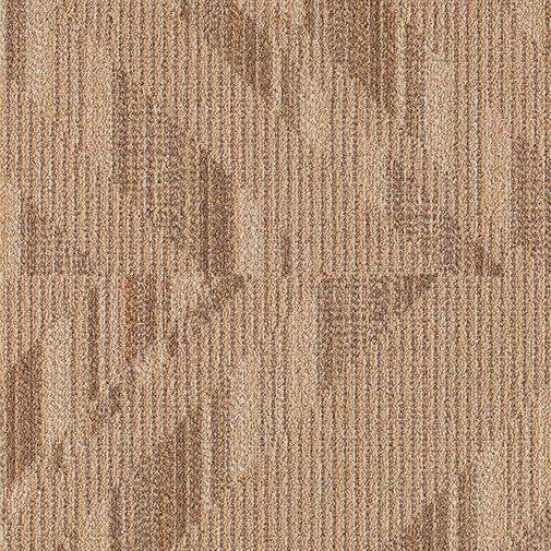 Milliken Staight Talk 2.0 Jive 20 x 20 Camel (Sample) Carpet Tiles