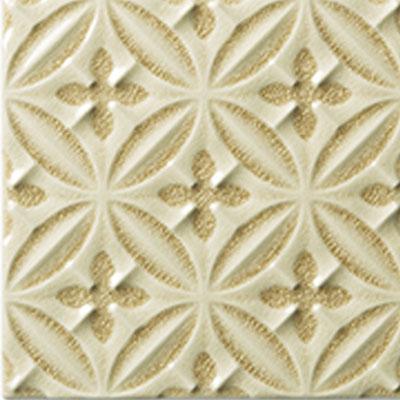 Adex USA Ocean Caspian Deco 6 x 6 Sand Dollar (Sample) Tile & Stone