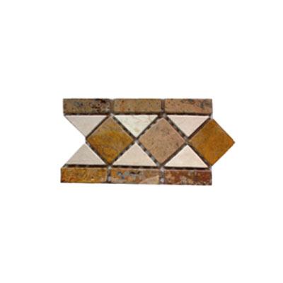 Alfagres Tumbled Marble Dorado Series Dorado Bot PC406 Tile & Stone