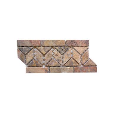 Alfagres Tumbled Marble Dorado Series Dorado NT955 Tile & Stone