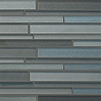 American Florim Gems Mosaic Hematite Tile & Stone