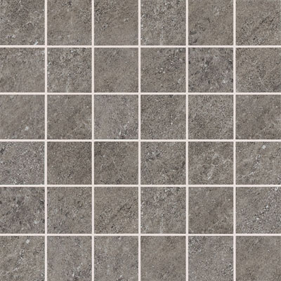 American Olean Allora 3 x 3 Mosaic Unpolished Argento Tile & Stone