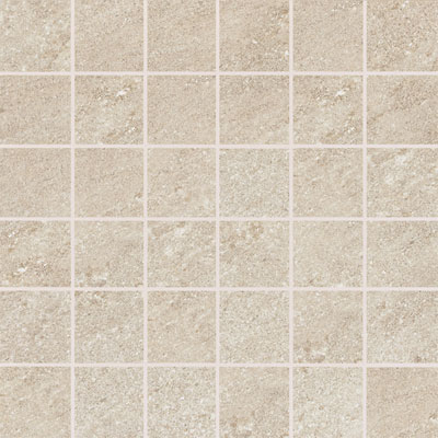 American Olean Allora 3 x 3 Mosaic Unpolished Sabbia Tile & Stone