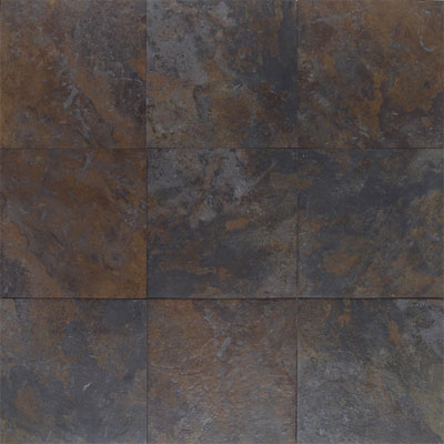 American Olean Amber Valley 13 1/8 x 13 1/8 River Moss Tile & Stone