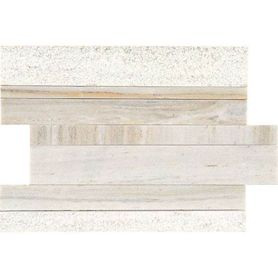 American Olean Ascend Modern Stack Mosaic Open Horizon Tile & Stone