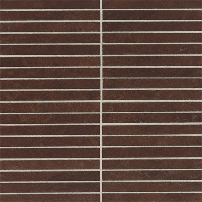 American Olean Avenue One 1/2 x 6 Mosaic Designer Leather Tile & Stone