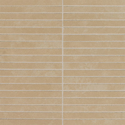 American Olean Avenue One 1/2 x 6 Mosaic Playground Sand Tile & Stone