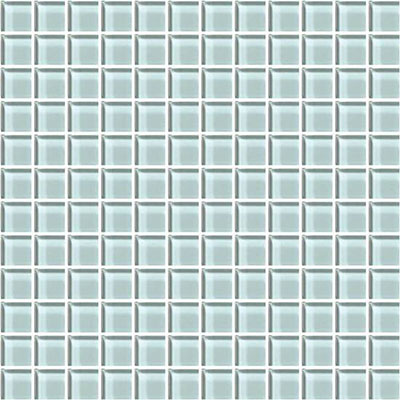 American Olean Color Appeal Mosaic 1 x 1 Moonlight Tile & Stone