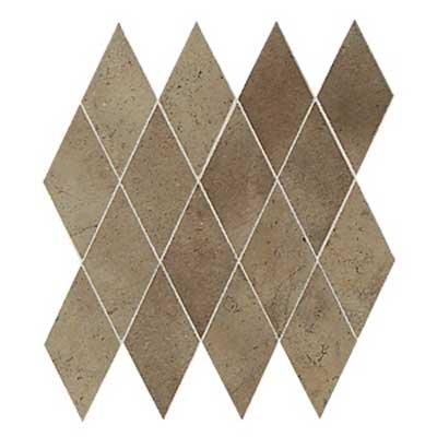 American Olean Costa Rei Harlequin Terra Marrone Tile & Stone