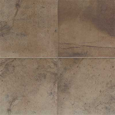 American Olean Costa Rei 18 x 18 Terra Marrone Tile & Stone
