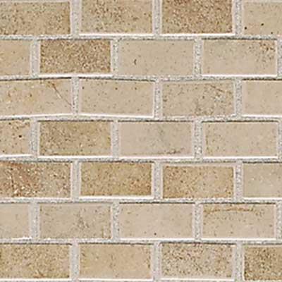 American Olean Costa Rei Mosaic 1 x 2 Oro Miele Tile & Stone