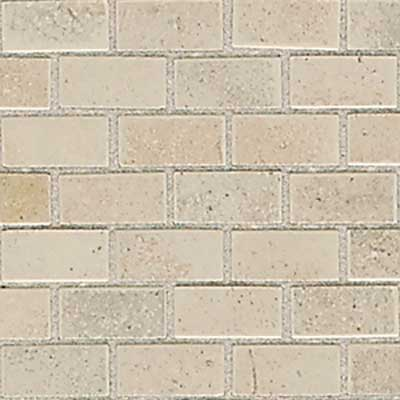 American Olean Costa Rei Mosaic 1 x 2 Sabbia Dorato Tile & Stone