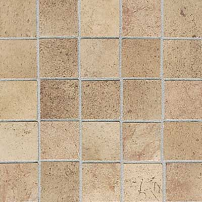 American Olean Costa Rei Mosaic 2 x 2 Oro Miele Tile & Stone