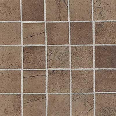 American Olean Costa Rei Mosaic 2 x 2 Terra Marrone Tile & Stone