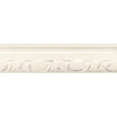American Olean Designer Elegance Accents Biscuit Orlando 1 x 8 Chair Rail Tile & Stone