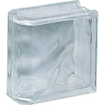 American Olean Glass Blocks - Decora Decora End Block Tile & Stone