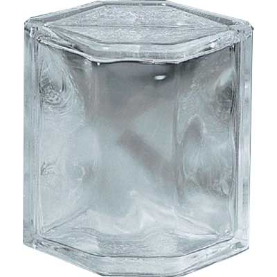 American Olean Glass Blocks - Decora Hedron Decora Corner Tile & Stone