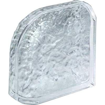 Daltile Glass Block Icescapes 8 Icescapes Encurve Tile & Stone
