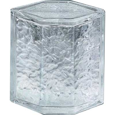 Daltile Glass Block Icescapes 8 Icescapes Hedron Tile & Stone