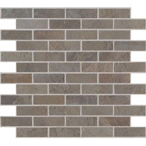 American Olean Highland Ridge Mosaic Evergreen Mosaic Tile & Stone