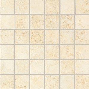 American Olean Lyndhurst Mosaic Millstone Blend Tile & Stone